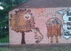 Nie wiemy, czy to lew, czy kot przebrany za lwa.